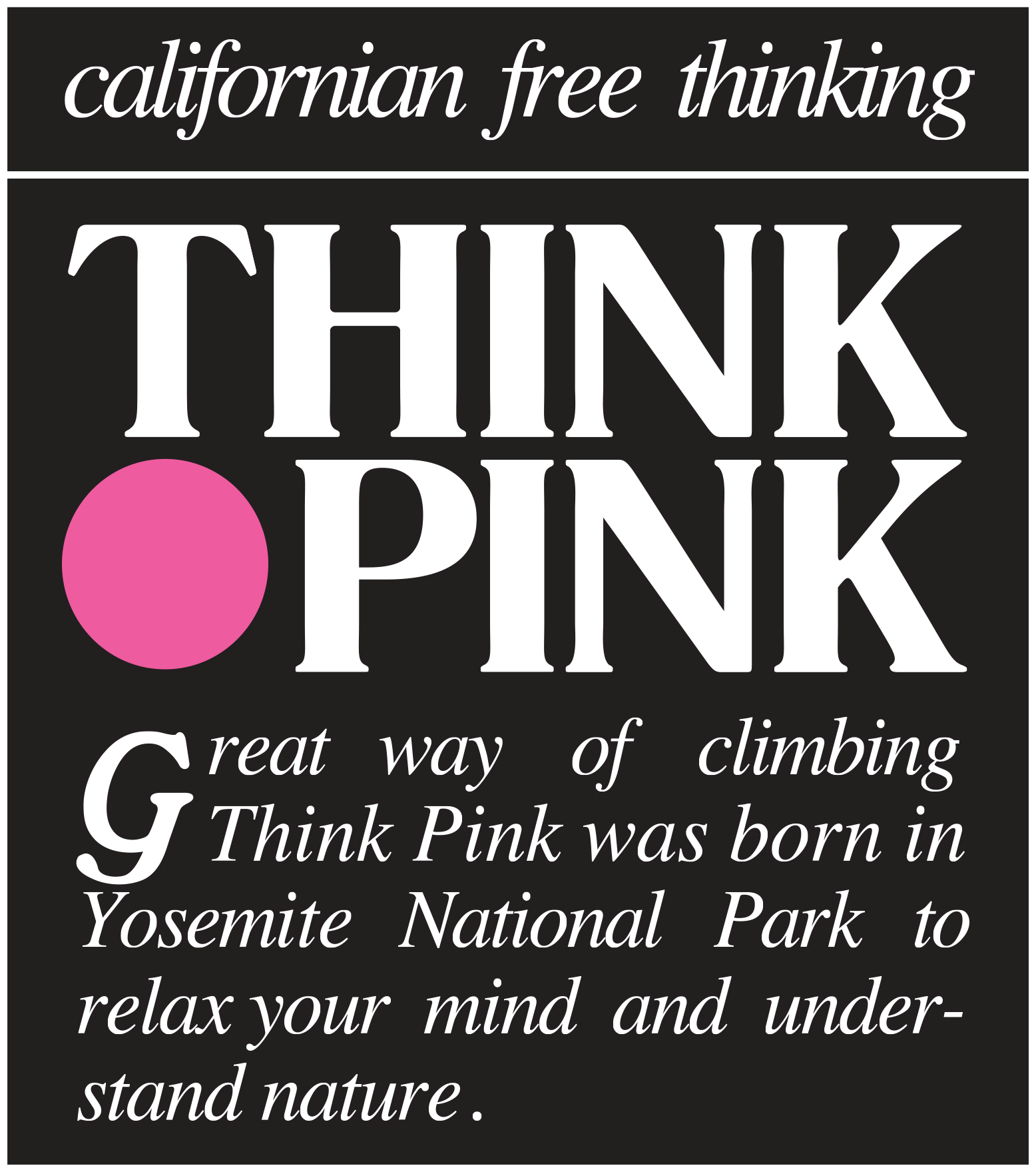 think pink new