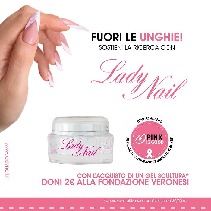 Lady Nail per Pink is Good