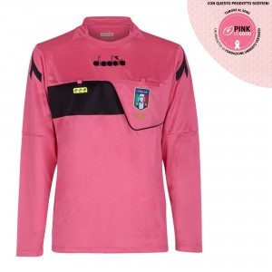 MAGLIA ML GARA PINK IS GOOD
