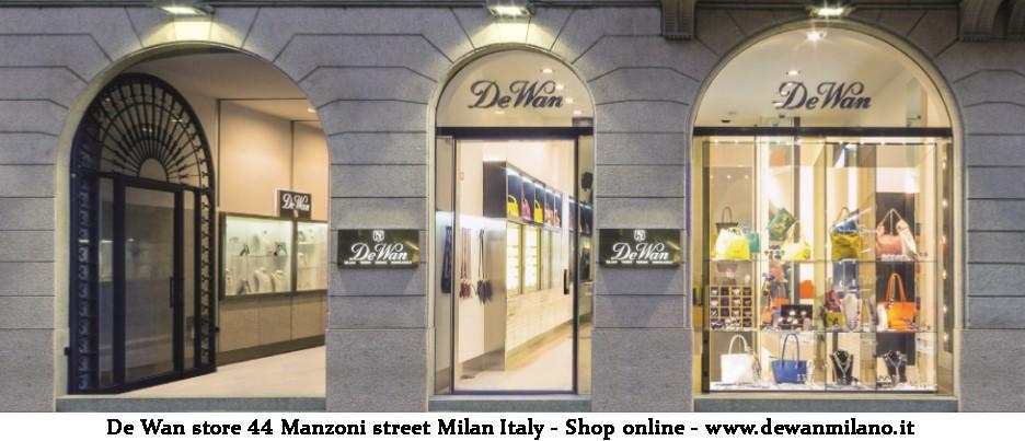 Foto negozio Manzoni