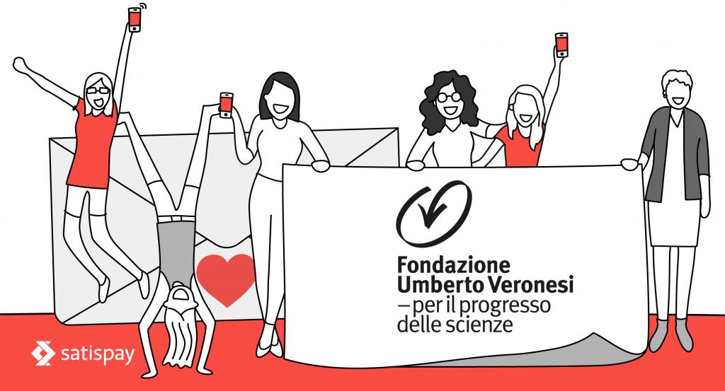 Fondazione-veronesi-satispay