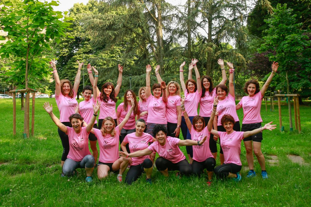 Pink is Good Running Team Milano