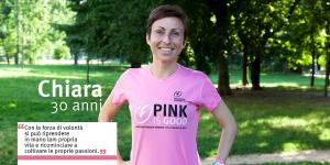 pink runner 2017 chiara