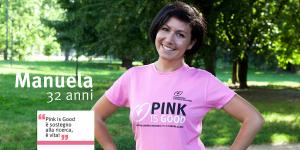 pink runner 2017 manuela