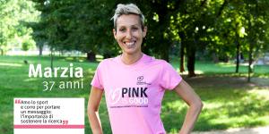 pink runner 2017 marzia