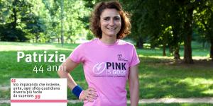 pink runner 2017 patrizia